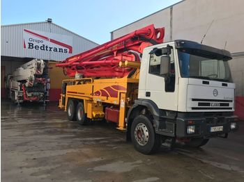 IVECO Eurotrakker ( very good condition) - betonszivattyú
