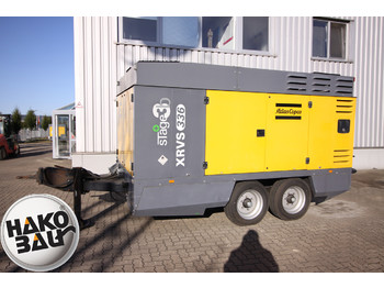 ATLAS COPCO XRVS 336 CD - légkompresszor