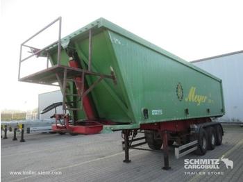 Félpótkocsi billenőplatós  Auflieger Kipper Alukastenmulde 38m³