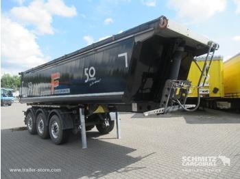 Félpótkocsi billenőplatós SCHMITZ Auflieger Kipper Alukastenmulde 24m³