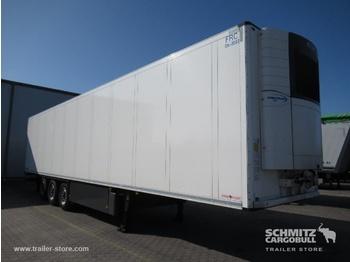 Félpótkocsi dobozos SCHMITZ Auflieger Tiefkühler Standard
