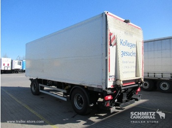 Pótkocsi hűtős ACKERMANN Anhänger  Taillift