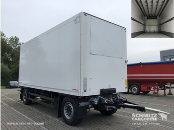 Pótkocsi hűtős SCHMITZ Anhänger